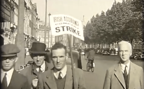 Ireland Dublin 60 years ago YouTube (1)