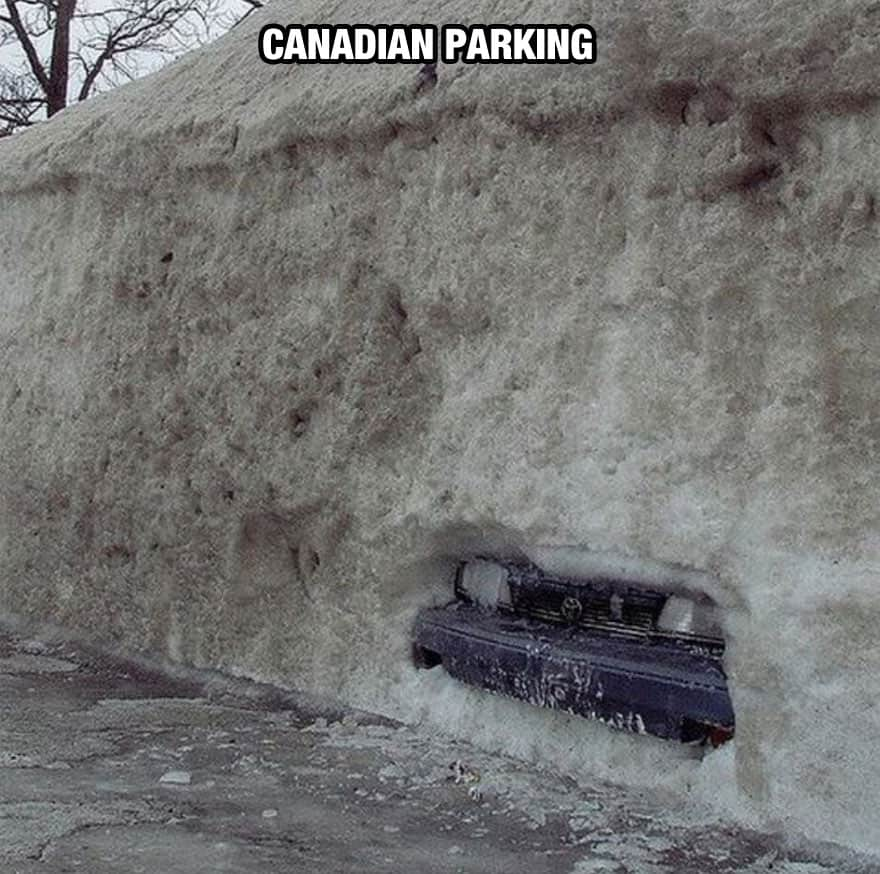 Canadian Parking