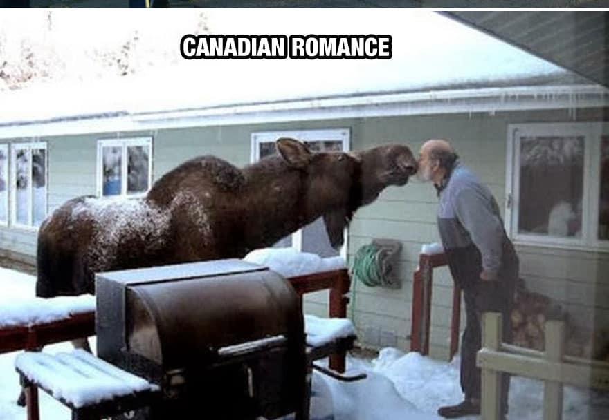 Canadian Romance