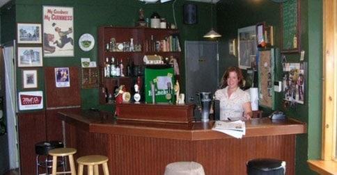 Irish Cafe Owner